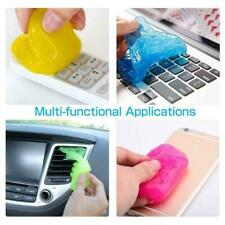 Soft Sticky Magic Dust Cleaning Slimy Gel Clean Mud For Keyboard-DSLR-Camer C1B3