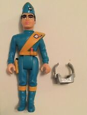 Thunderbirds Action Figure Virgil Tracy Matchbox 1992 9cm Toy Gerry Anderson