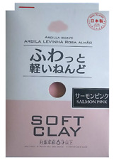 Daiso Soft Clay White Clay Lightweight Hand Craft Decoration making slime DIY