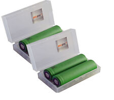 Sony VTC5A 3er Set 18650 Li-Ion Akku 35A 2600mAh für Wismec Reuleaux RX 2/3 Boxx