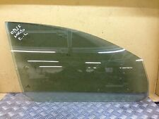 VW GOLF MK5 2003-08 DRIVERS RIGHT OFFSIDE FRONT DOOR GLASS WINDOW TINTED