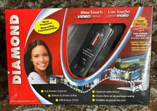 Brand New Diamond VC500 USB 2.0 One Touch VHS to DVD Video Capture Device
