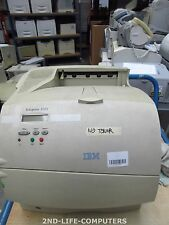IBM Infoprint 1125 - printer - monochrome laser drucker Laserdrucker NO TONER