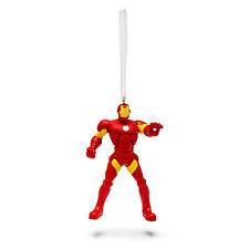Hallmark 2015 Marvel Iron Man Christmas Ornament In DAMAGED Retail Box