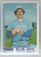1982 Topps Baseball Toronto Blue Jays Team Set