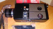 GAF SC/102  Compact Vintage Super 8 Camera