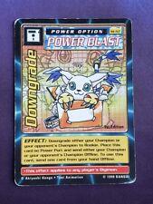 BANDAI DIGIMON Card Downgrade St-57 1st Edition 1999 - MP