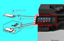 25cm Lexmark e-Task Farb-Touchscreen für: CX825, CX860 -Serie,  41X0224, 41X0052