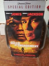 Rules of Engagement (VHS, 2001, Special Edition)Samuel L. Jackson, Tommy Lee Jon