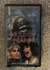 Trilogy of Terror (VHS, 1999) Clamshell Case