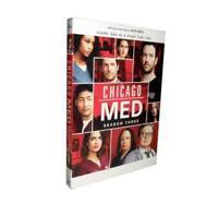 Chicago Med Season 3 (DVD,2018,5-Disc Set) Brand New Sealed