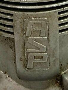 ASP 91 RC ENGINE