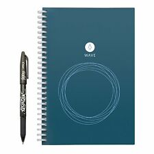 Rocketbook Wave Reusable Notebook (Includes Pilot FriXion Pen) Executive Size