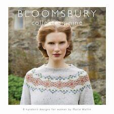Bloomsbury Collection Nine Pattern Book 8 Women's Designs Marie Wallin