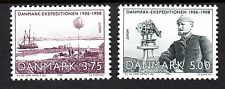 Denmark - 1994 Europa Cept / Discoveries Mi. 1077-78 MNH