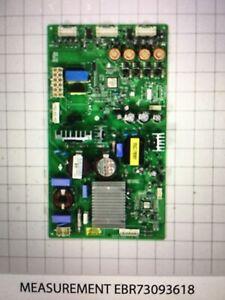 LG EBR73093618 Control Board