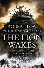 The Kingdom Series - The Lion Wakes, Robert Low | Hardcover Book | Good | 978000