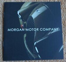 Morgan car range Prospekt / Brochure _Genf / Geneva 2014