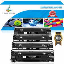 4x Toner Compatible for HP 85A CE285A LaserJet P1102 P1102w M1212nf m1217nfw MFP