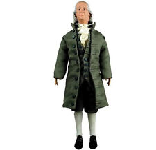 "12"" Talking BEN FRANKLIN Doll Figure benjamin"