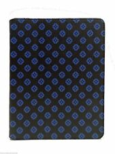 Fossil Tablet Case Easel Blue Mimi Tech Sleeve Fits iPad 2,3 Case Hardcover New