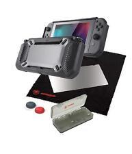 Snakebyte Tough Kit - Harte Schutzhülle + Screen Protector für Nintendo Switch
