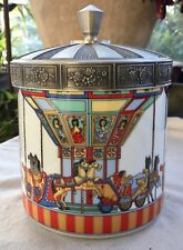 Superbe Boîte Seltmann Weiden Porcelaine Etain - Beautiful Porcelain box Pewter