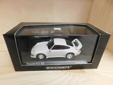 Minichamps 1:43 Modellauto Porsche 911 RS weiß 1995 OVP