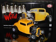 "1:18 Scale GMP/Acme "" Dueces Wild"" 1932 Blown Ford Three Window,  A1805015"