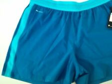Nike Vapor Aeroswift Women's Football Shorts Turquoise 831053 457 New Size L