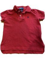 Toddler Boys Polo By Ralph Lauren Polo Shirt, Size 24M, VS