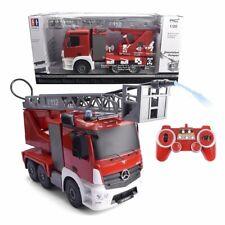 Mercedes Antos Lizenzmodell E527-003 1:20 RC Feuerwehr Leiterwagen Wasserspritze