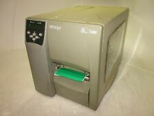Zebra Stripe S4M S4M00-2001-0100T Thermal Label Printer with Test Page
