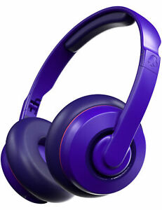 Brand New Skullcandy Cassette Remix Wireless Over-Ear Headphone - Purple