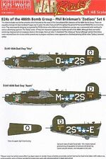 Kits-World 1/48 B-24H Liberator Phil De Brinkman 'Zodiacs' # 48024