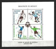 Monaco 1982 Yvert bloc n° 21 neuf ** 1er choix