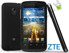 "ZTE Blade III 3 4"" Black Android 4.0 WIFI GPS SmartPhone SimFree UNLOCKED Refurb"