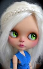 """💖 🇬 🇧 OOAK """"FOREVER YOURS"""" BLYTHE DOLL, Alpaca capelli reroot"""