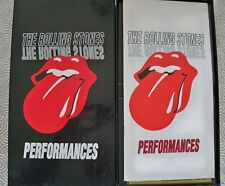 """ROLLING STONES """"PERFORMANCES"""" 4CD + BOOKLET DEMOS OUTTAKES UNRELEASED 1963/1979"""