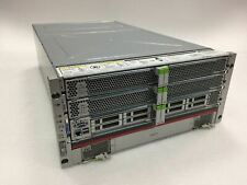 Sun Oracle T5-4, 4 X 3.6GHz 2TB 8 X  600GB Rack kit - Tested Warranty Fast Ship