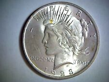 1923-P United States Peace Silver Dollar,.77344 Oz Silver, Old U.S. Silver Coin