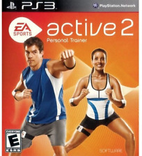 EA Sports Active 2 Personal Trainer Sony PlayStation 3 Software Only