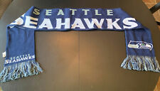"""New listing Seattle Seahawks NFL Football Blue 60"""" Scarf By Forever Collectibles 'Hawks 12's"""