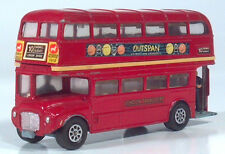 "Vintage Corgi Routemaster Double Decker London Transport Bus 4.5"" Model Outspan"