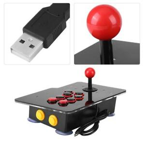 Joystick USB Stick Buttons Controller Control Device Game for PC/Computer Arcade