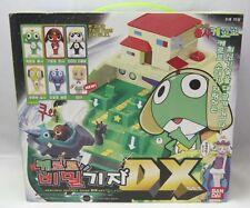 Bandai Keroro Secret Base DX (= Keroro Keron Army Kyoui No Mechanism DX) Set