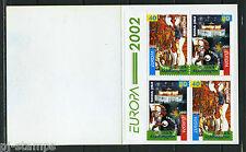 Europa CEPT 2002 Georgië boekje 397d-398d CW 13