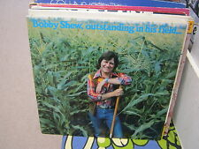 Bobby Shew Outstanding In His Field vinyl LP Inner City 1980