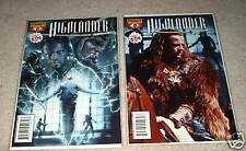 HIGHLANDER #0  BOTH COVERS!! CHEAP!!