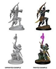 D&D Nolzur's Marvellous Unpainted Minis: Elf Bard